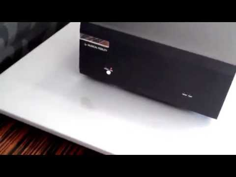 Musical Fidelity M1 Power Amplifier - www.ortonsaudiovisual.com