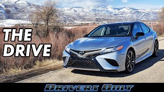 2020 Toyota Camry AWD - Driving Impressions and MPG Revealed!