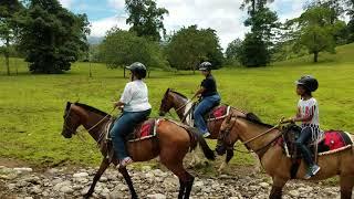 Costa Rica - Horseback Riding