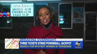 Winning Powerball Ticket Sold in Munford, Tennessee