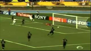 Sub 20 Mundial Mexico Vs Inglaterra 0-0 04-08-2011