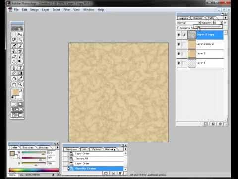 5 Quick and Easy Photoshop Textures You Can Make From ...