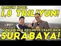 Kisah Sukses Pengusaha Besar Bangun Hotel 1,8 Triliun Sampai Dipakai Pak Jokowi
