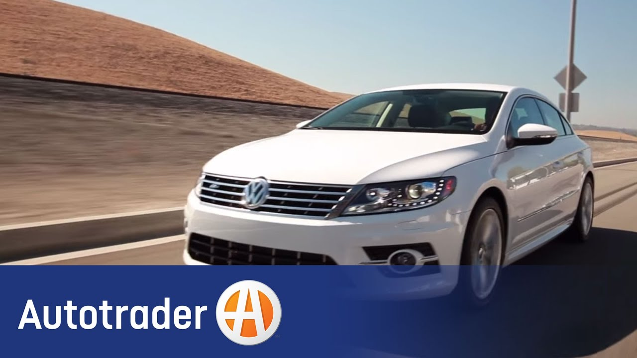 2014 Volkswagen CC - Sedan | 5 Reasons to Buy | Autotrader - YouTube