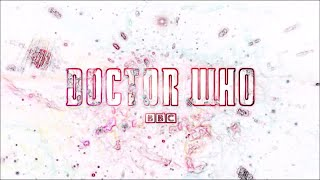 Doctor Who Inverted Opening Titles (Series 7B)
