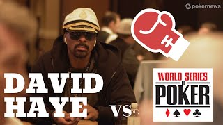 Former Heavyweight World Champion Boxer David Haye Looking for Knockouts at 2019 WSOP