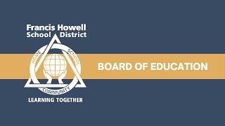 FHSD Board Meeting 6/17/21