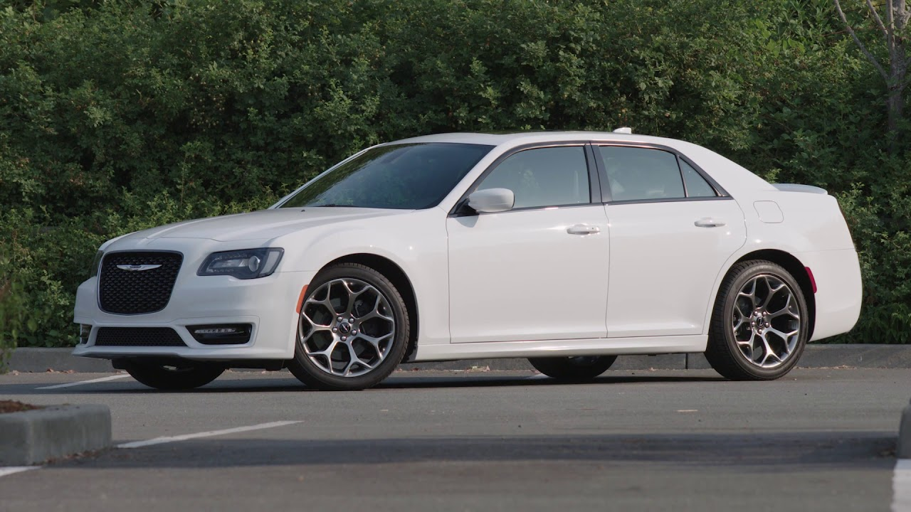 2017 Chrysler 300s V8 Review Autonation
