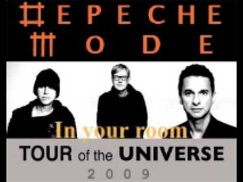Depeche mode in your room live in budapest - Depeche mode in your room live 2017 ...