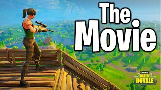 THE FORTNITE MOVIE (Every Single Trailer, Cutscene and Event in Fortnite)