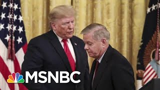 Republicans Struggle To Find Some Way To Defend Trump | All In | MSNBC