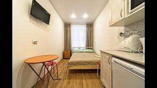 Садовая улица, дом 49. Квартира-студия для посуточной аренды в центре Санкт-Петербурга