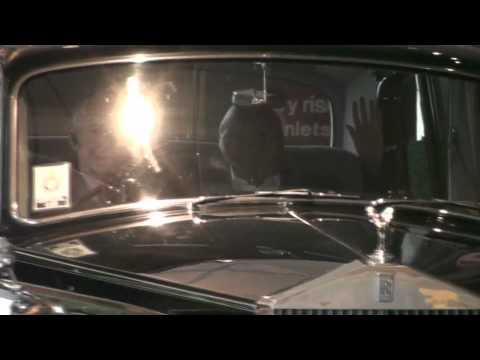 Michael Winner bows out in massive Rolls Royce