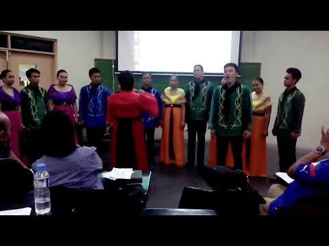 UP Concert Chorus                Go D Distance