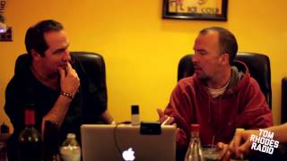TRR Ep #40 Doug Stanhope & Tom Rhodes On Doug Being Cultural