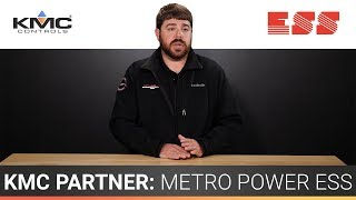KMC Partner Testimonial - Metro Power ESS