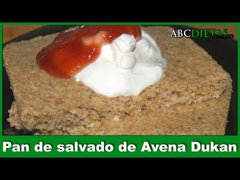 Pan Dukan - Dukan Bread - Receta Fase Ataque