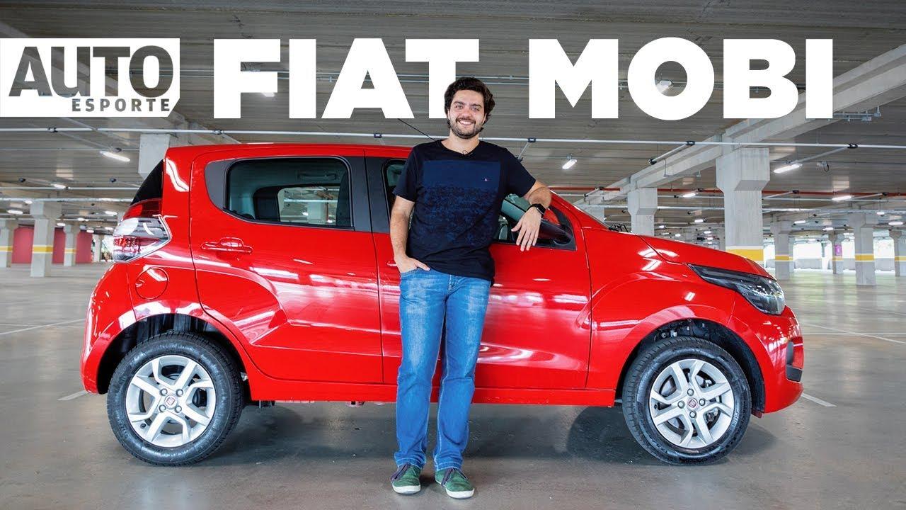 O Fiat Mobi Ainda Tem Um Bom Custo-benef U00edcio