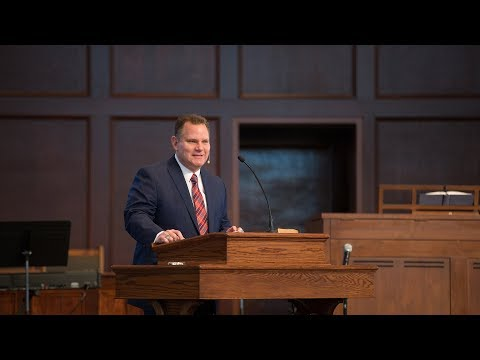 February 7, 2018 Chapel with Ken Parker