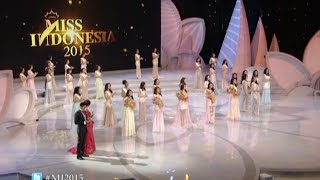 Opening Show 34 Finalis Miss Indonesia - Judika ft. Virza - Malam Puncak Miss Indonesia 2015  Seg 1
