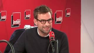 Nicolas Mathieu, invité de Léa Salamé