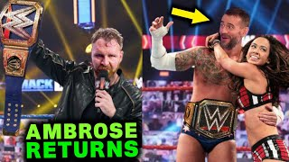 Why Is Dean Ambrose Leaving AEW & Returning To WWE? 10 Huge Leaked WWE Returns For 2020