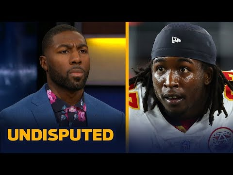 Greg Jennings reacts to Kareem Hunt being signed by the Cleveland Browns | NFL | UNDISPUTED