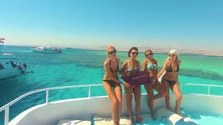 Sharm El Sheikh Red Sea Travel video Diving 2017 HD