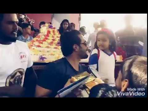 Roaring Star Sri Murali Birthday Celebration Kannada Youtube