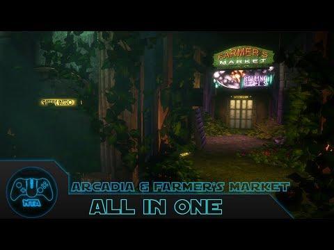 Bioshock Remastered - Arcadia & Farmer