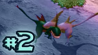 BACK TO THE ISLAND! Icestorm #2 - School of Dragons