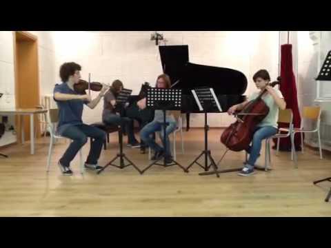 W.A.Mozart quartetto kv 478
