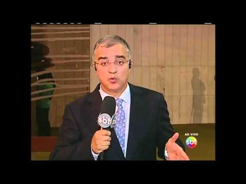 SBT Brasil (16/04/16) - Kennedy Alencar Comenta Briga Por Votos Contra O Impeachment