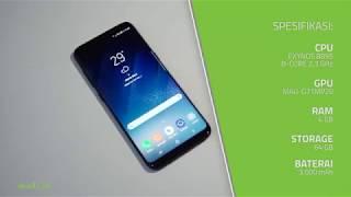 Review Samsung Galaxy S8, Smartphone Pintar Idaman Semua Orang!