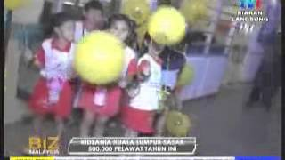 KidZania KL's First Anniversary Celebration (Featured on RTM, 27 February 2013)