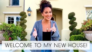 Hello, New Chateau Houghton! (Empty House Tour)