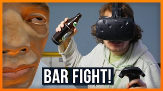 Virtuelle Kloppe! - Drunkn Bar Fight