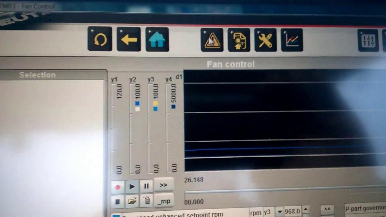 Deutz Emr2 Wiring Diagram 7 Pin Blade Trailer Serdia 2010 Work With Hslight Ii Interface Connection Emr 3