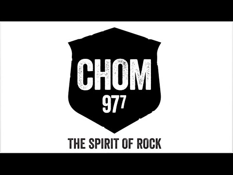 CHOM 97 7 The Spirit of Rock
