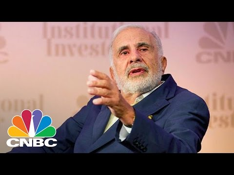 Carl Icahn's Own Charity Lent Him A Total Of $118.7 Million: Bottom Line | CNBC
