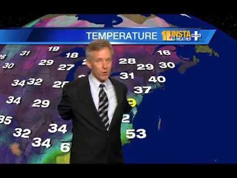 How a Weather Forecast is Made