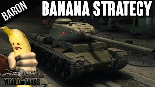 World of Tanks Dream Team - The Banana Strategy (Kv-85 WOT Gameplay)