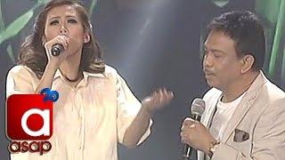 Rico J. Puno accepts ASAP Karaokey Challenge