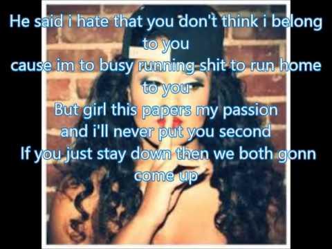 Stay Down x Ash K lyrics