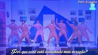 BTS - FIRE + BOY IN LUV + DOPE (Cute. Ver) | LEGENDADO PT |