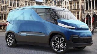Iveco Vision Concept Commercial van