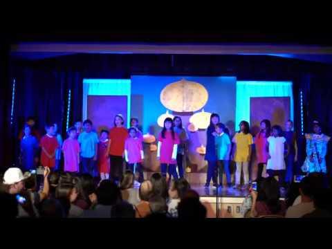 Disney's Aladdin Kids - John Sinnott Elementary School
