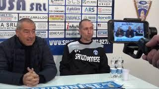 Serie D - Sangiovannese Il primo giorno di Nofri (Valdarno24)