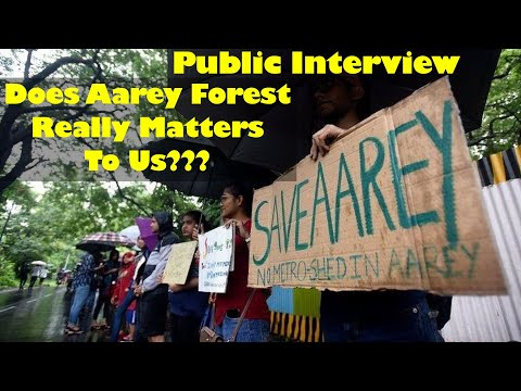 Aarey Forest News | Public Opinion (Epic Reactions) Mp3