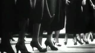 The phantom of 42nd Street Trailer (1933)